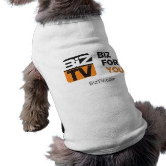 Camisola de alças do cachorrinho camisa sem mangas para cachorro