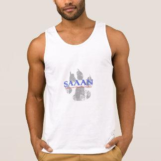 Camisola de alças do costume de SAAAN Regatas