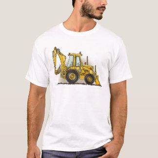 Camisola de alças dos homens do Backhoe Camiseta