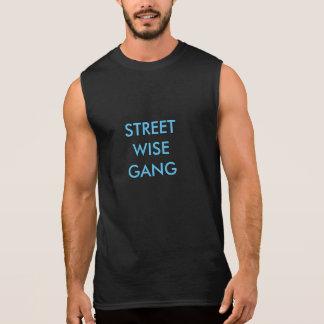 Camisola de alças Streetwise do grupo para o verão Regata