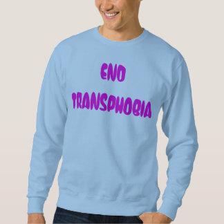Camisola de Transphobia do fim Moletom