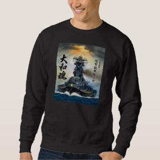 Camisola de Yamato Moletom
