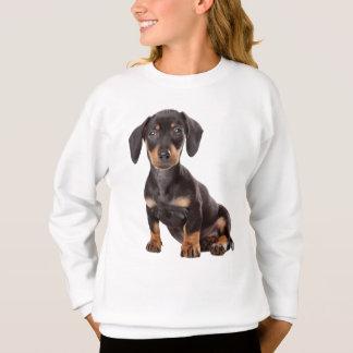 Camisola do cão de filhote de cachorro do tshirt