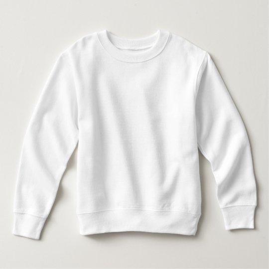 Moletom de Lã Infantil, Branco