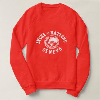 Camisola do vintage das nações do DES de Lycée Camiseta