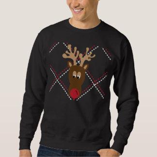 Camisola feia do Natal Moletom