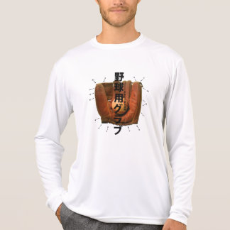 Camisola para fãs de basebol camiseta