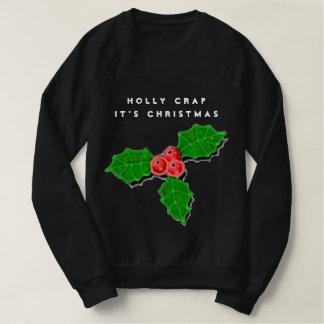 camisolas feias engraçadas do Natal Camisetas