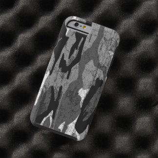 Camo ártico afligido capa para iPhone 6 tough