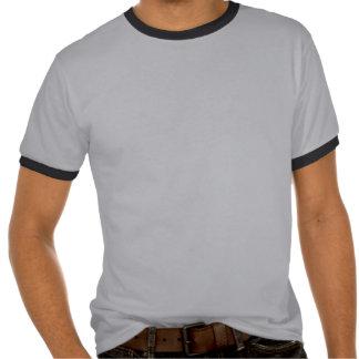 Campainha retro do logotipo tshirt