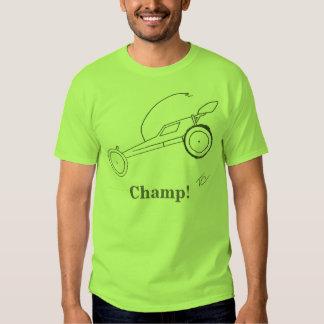 Campeão do carrinho de Rc! Tshirt