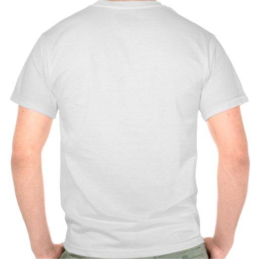 Campeão do lançamento de 2008 ferraduras - camiseta