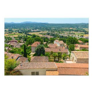 Campo francês na fotografia de Provence