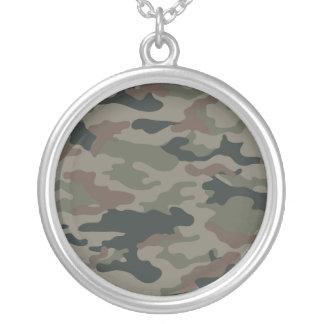 Camuflagem do exército no verde e nas forças armad bijuterias personalizadas