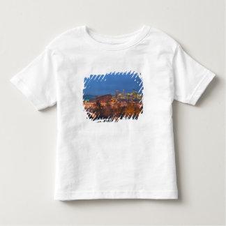 Canadá, Alberta, Calgary: Skyline da cidade de 4 Camiseta Infantil