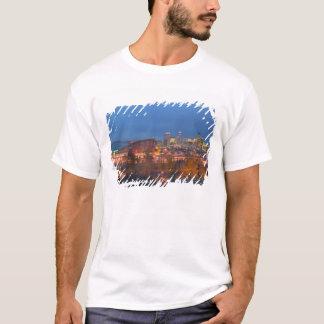 Canadá, Alberta, Calgary: Skyline da cidade de 4 T-shirt