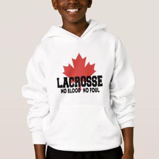 Canadense do Lacrosse de Canadá T-shirts