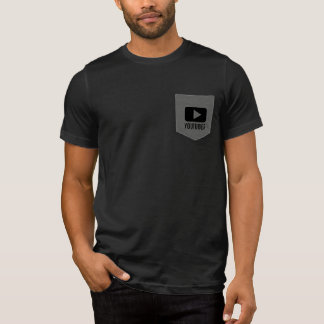 Canal profissional | YouTuber legal de YouTube Camisetas
