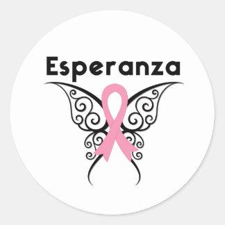 Cancer de Mama - Esperanza Adesivos