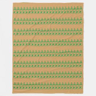 Canções de natal do Natal Cobertor De Lã