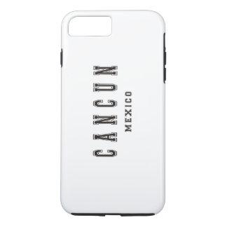 Cancun México Capa iPhone 8 Plus/7 Plus