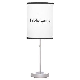 Candeeiro de mesa luminária de mesa