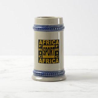 CANECA AFRICA DESPORTO