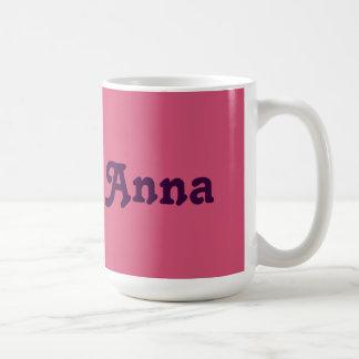 Caneca Anna