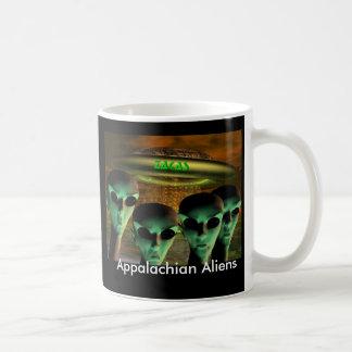 Caneca apalaches dos aliens