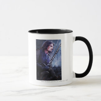 Caneca Aragorn com sangue