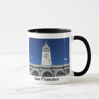 Caneca Balsa que constrói San Francisco