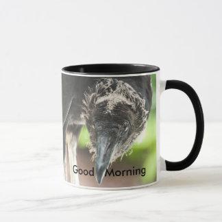 Caneca bom dia do abutre