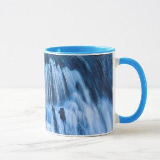Caneca Cachoeira azul Mystical