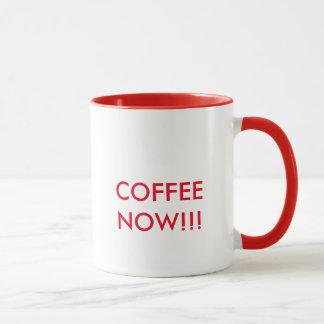 CANECA CAFÉ AGORA!!!