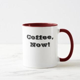 Caneca Café, agora!