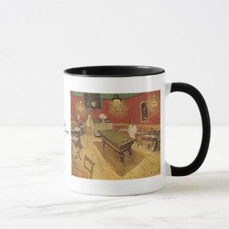Caneca Café da noite por Vincent van Gogh