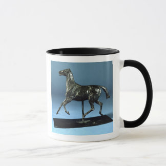 Caneca Cavalo trotando (bronze)