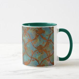 Caneca cerâmica marroquina do clássico do design