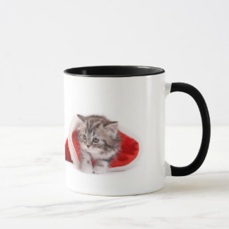 Caneca Chrismas Cat!