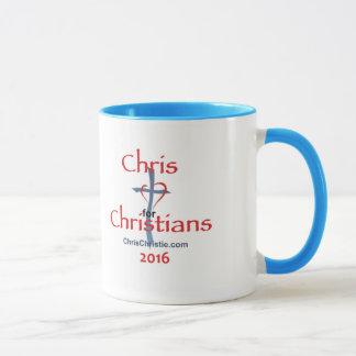 Caneca CHRISTIE 2016 de Chris