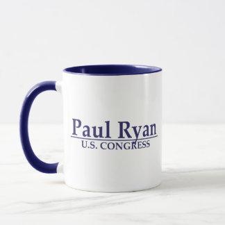 Caneca Congresso de Paul Ryan E.U.