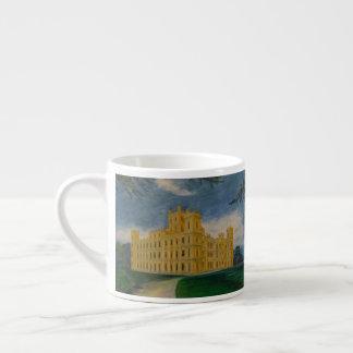 Caneca da abadia de Downton