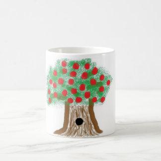 Caneca da árvore de Apple