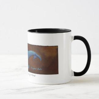 Caneca da baleia de Humpback