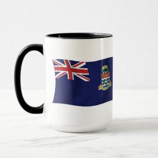 Caneca da bandeira de Cayman Islands