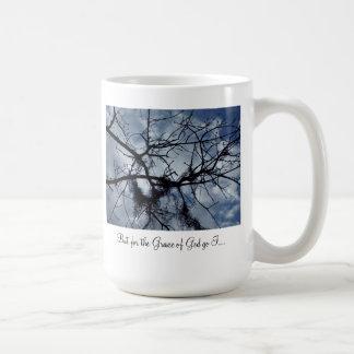 Caneca da beleza do inverno