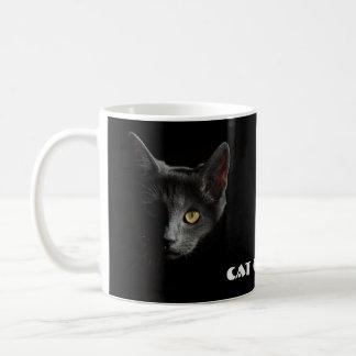 Caneca da deusa do gato