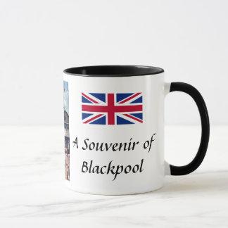 Caneca da lembrança - Blackpool