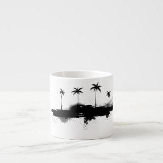 Caneca da palmeira