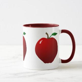 Caneca das maçãs